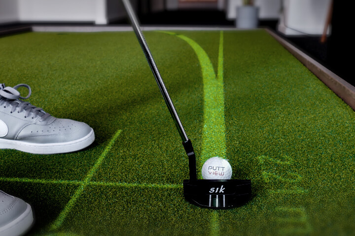 Knowing the exact putting speed is just a matter of applying the right formula. However, matching that speed with the correct stroke, is a different story