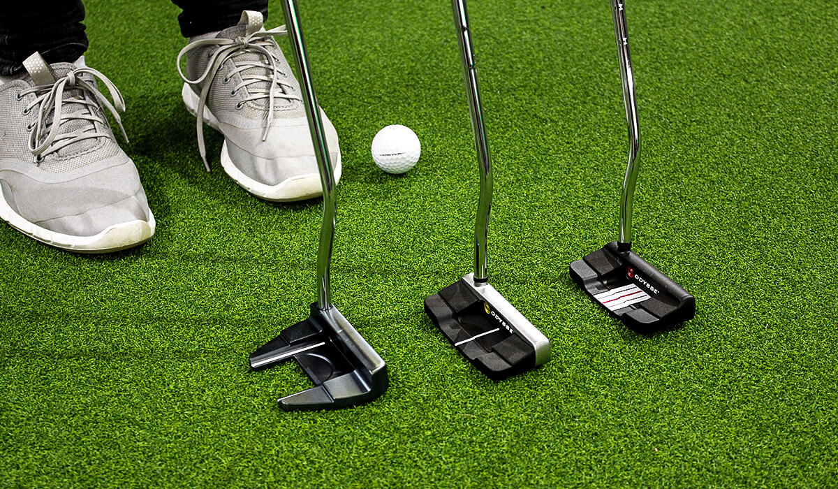 Facilitating PuttView in his fittings has not only made Martin Stecher's job easier, it also helps the customer understand the differences between putters and creates trust!